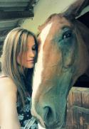 A lovely horse is always an experience.... It is an emotional experience.