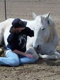 It takes a special bond between a horse and girl for him to become her best friend.